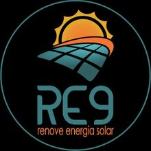 Logo RE9 ENERGIA SOLAR