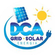 Logo DCA GRID SOLAR