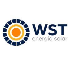 Logo WST Engenharia e Energia Solar