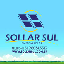 Logo Sollar Sul Energia Solar