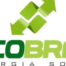 Logo ECOBRAS ENERGIA SOLAR