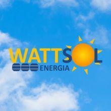 Logo Wattsol Energia