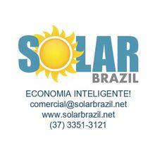 Logo SOLAR BRAZIL