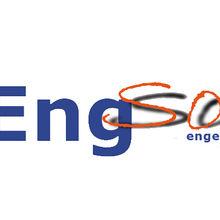 Logo ENGSOL ENGENHARIA