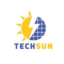 Logo Techsun Energia Solar