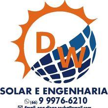 Logo DW SOLAR E ENGENHARIA