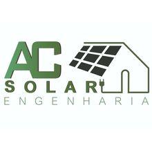 Logo AC SOLAR ENGENHARIA