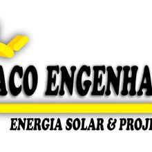 Logo CACO ENGENHARIA