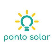 Logo Ponto Solar Energia