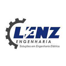 Logo LENZ ENGENHARIA